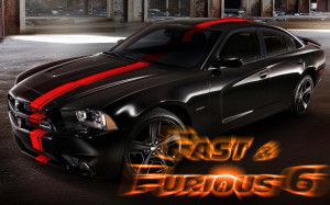 Fast and The Furious 6 Movie Wallpaper