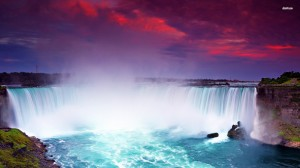 Beautiful Place Niagara Falls Wallpaper