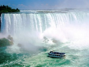 Niagara Falls Nature Wallpaper