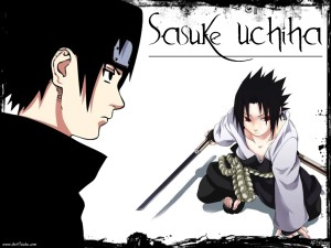 Uchiha Sasuke Wallpaper Desktop