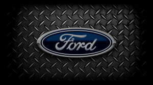 Ford Car Logo Wallpaper HD