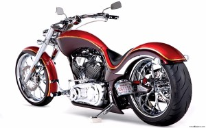 Harley Davidson Chopper Wallpaper