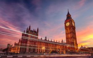 London Big Ben Wallpaper HD