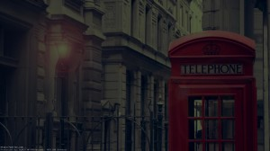 London Telephone Booth Wallpaper HD,