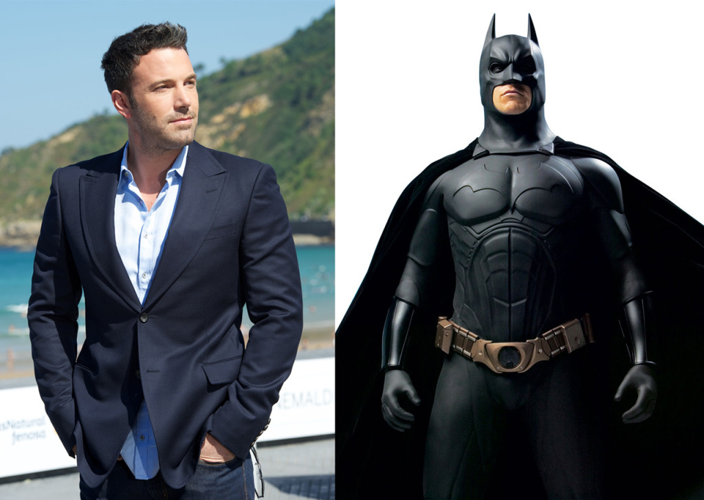 Ben Affleck Batman Background Wallpaper