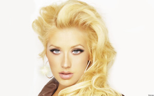 Christina Aguilera Wallpaper 2013