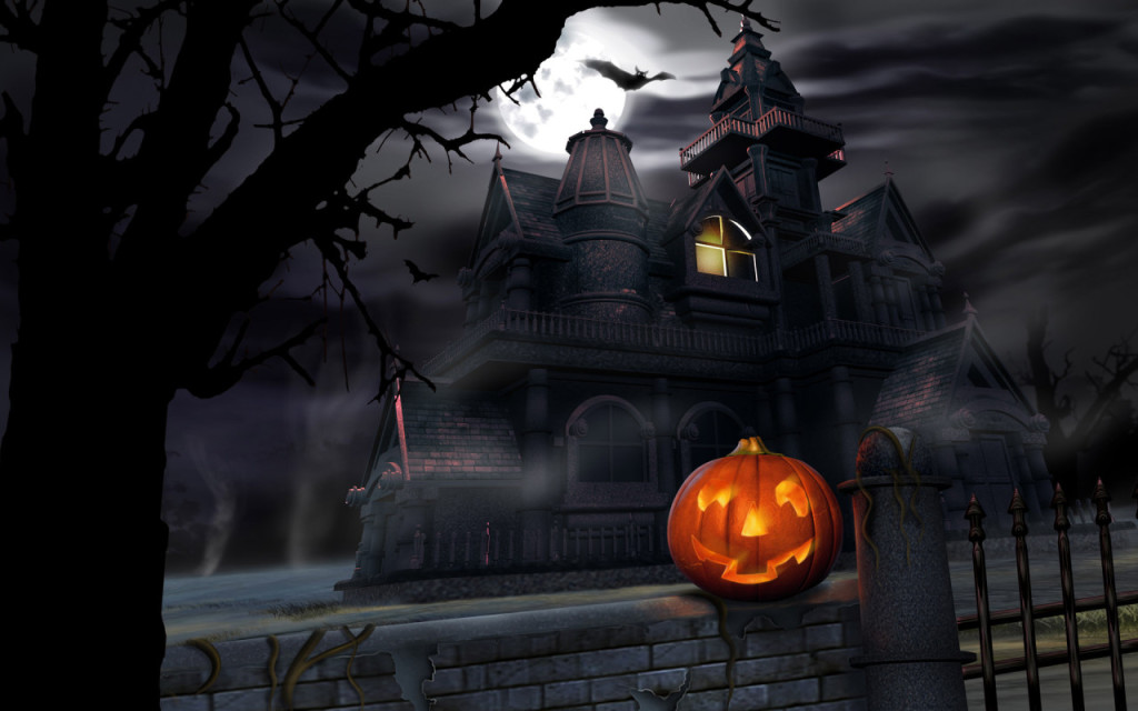 Scary Halloween 2013 Wallpaper