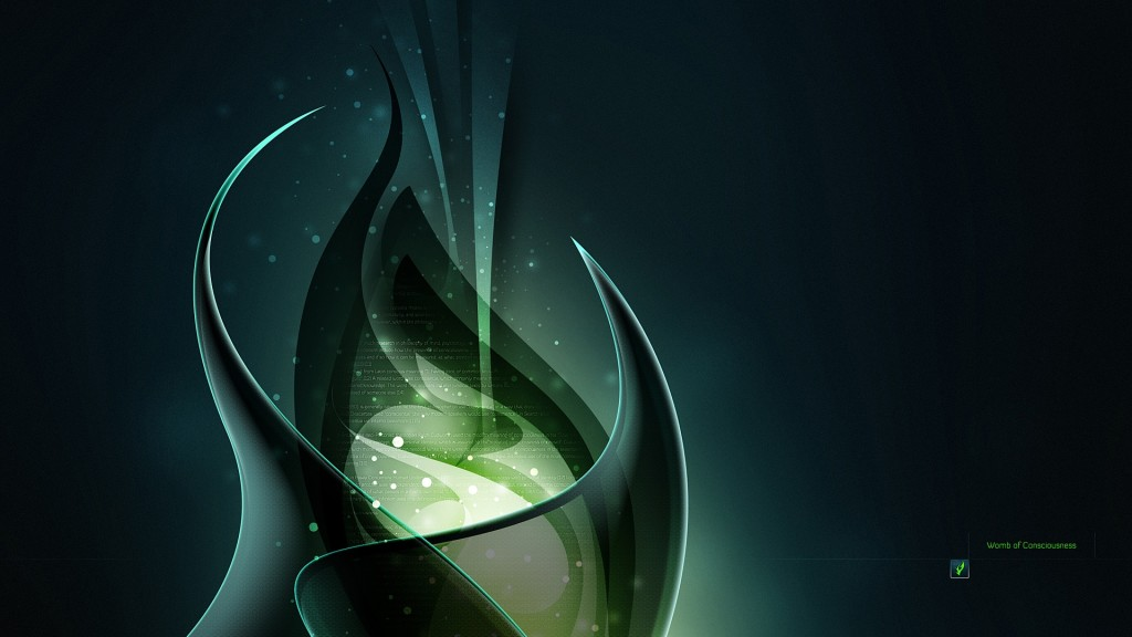 Amazing 3D Abstract Background PC