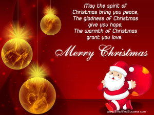 Christmas 2013 Quotes Wallpaper