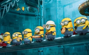 Minions Breaking Wallpaper