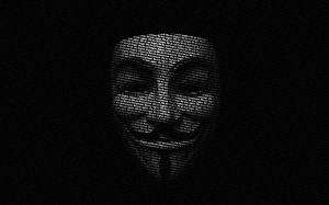 Anonymous Mask Wallpaper HD