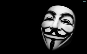Guy Fawkes Mask Anonymous Wallpapers