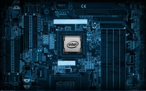 Intel Processor Wallpaper HD