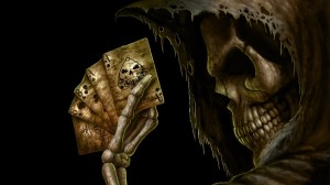 Scary Calaveras Wallpaper