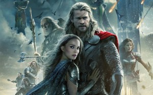 Thor 2 Movie Wallpaper HD