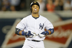 Robinson Cano Eat Bubble Gum Wallpaper