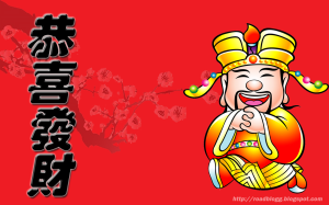 Chinese New Year 2014 HD Wallpaper