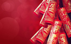 Happy Chinese New Year 2014 Wallpaper