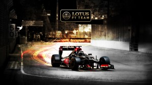 Lotus F1 2014 Team Wallpaper