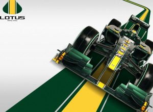 Lotus F1 2014 Wallpaper Android
