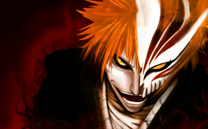 Bleach Ichigo Hollow Wallpaper HD Anime