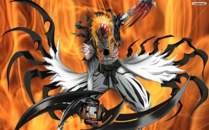 Ichigo Hollow Bleach Wallpaper Download