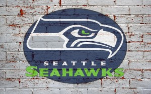 Seattle Seahawks Logo Background