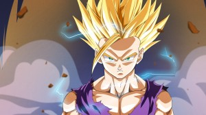 Super Saiyan Son Goku Dragon Ball Wallpaper HD