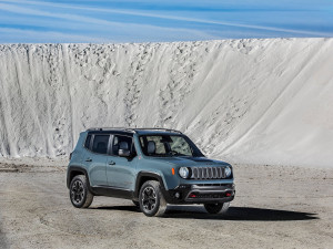 2015 Jeep Renegade Trailhawk Picture HD Wallpaper
