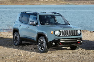 Jeep Renegade 2015 Wallpaper HD