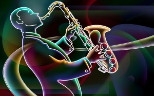Saxophone Wallpaper Windows