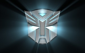 Transformers Logo Wallpaper HD