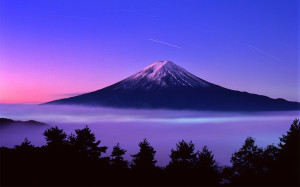 Fuji Mountain Wallpaper HD