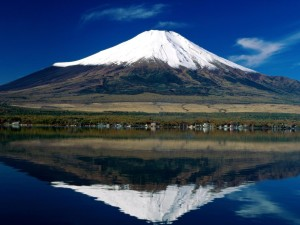 Japan Fuji Mountain Wallpaper HD